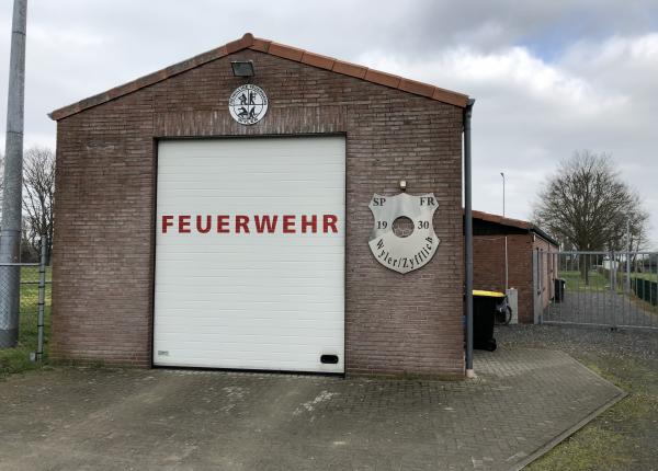 Gerätehaus Wyler