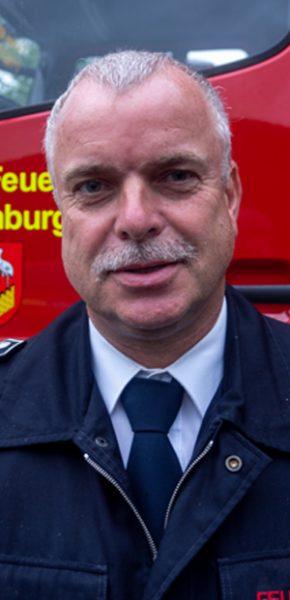 Norbert Jansen Dienstuniform